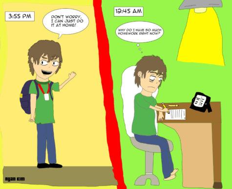 "The Sidekick Strip #2- ""Professional Procrastination"""