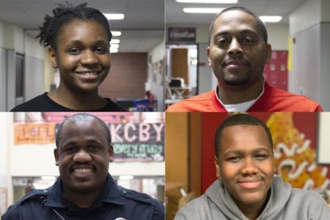 CHS students, staff commemorate Black History Month