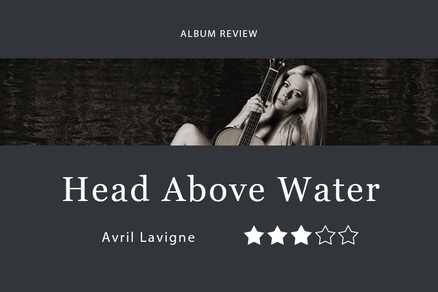 Avril Lavigne released her sixth studio album, Head Above Water, on Friday. It comes six years after her previous album and references her personal struggles with Lyme disease.