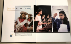 """Coppell High School's 2017-18 yearbook """"Much More Than"""" won four certificates of merit (CM) as well as second place and third place awards in different categories of the Columbia Scholastic Press Association's 36th annual Gold Circle awards in January."""