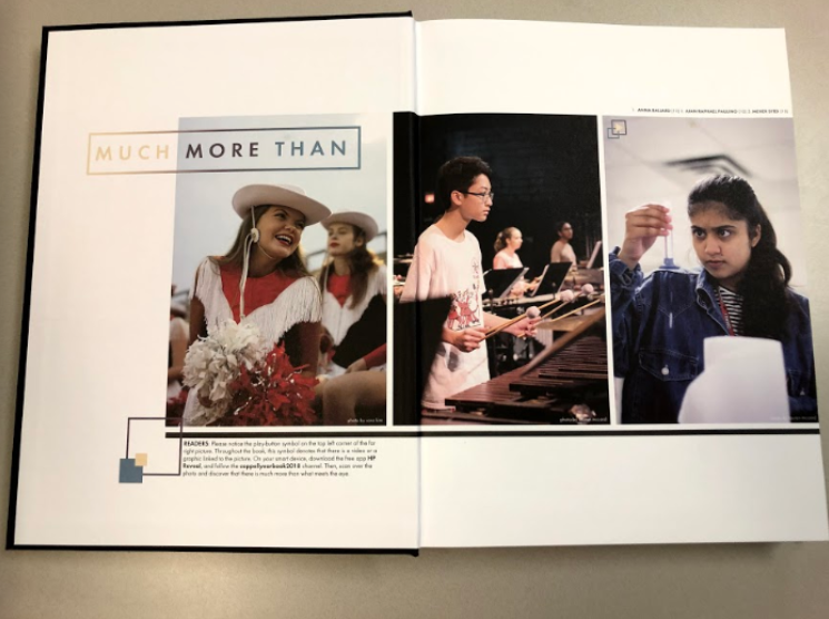 "Coppell High School's 2017-18 yearbook ""Much More Than"" won four certificates of merit (CM) as well as second place and third place awards in different categories of the Columbia Scholastic Press Association's 36th annual Gold Circle awards in January."