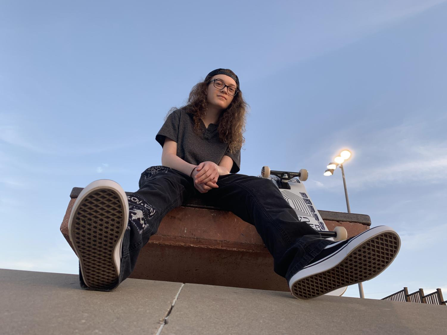 The Sidekick's Student of the Week is Coppell High School sophomore Andrew Henry, who  spends a lot of time at the Skate Park - Toyota of Lewisville Railroad Park. Henry enjoys playing guitar in his band, Pipeline, as well as supporting local bands around the Dallas-Fort Worth area.