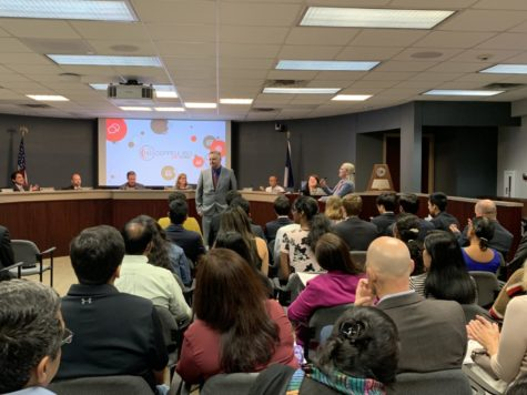On Monday, assistant athletics director Kit Pehl was named Coppell ISD Athletic Director at the Vonita White Administration Building at the CISD Board of Trustees meeting. Pehl replaces Joe McBride, who accepted the head football coach position at McKinney Boyd in January, will lead all CISD school's athletic department.