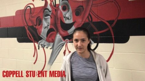Student of the Week: Thompson balancing fine arts, journalism and athletics