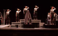 """CHS theater chills audience with UIL One Act performance of """"Property Rites"""""""