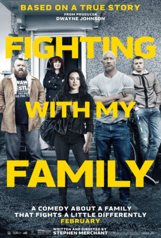 """""""Fighting with my Family,"""" Not an average wrestling movie"""