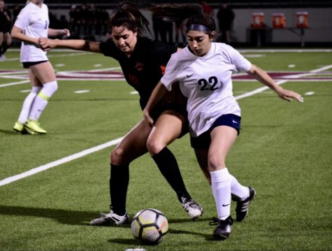 Cowgirls shoot past Indians in bi-district playoffs