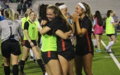 Coppell seniors end soccer career with loss against Carroll