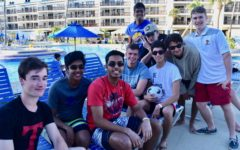Coppell Band students enjoy annual Spring trip in Port Aransas