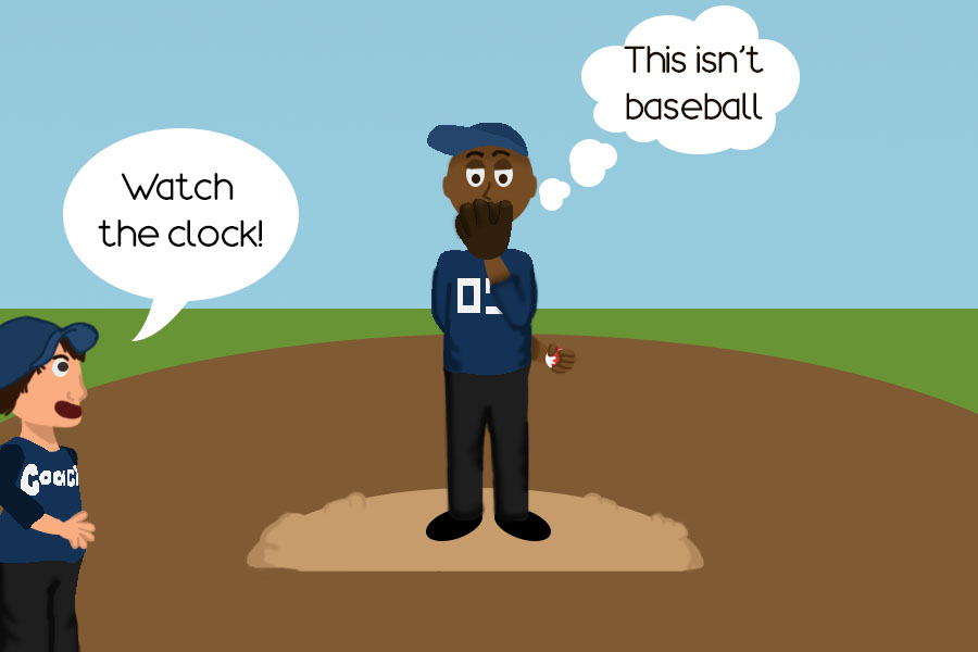 Baseball is known for being the American pastime, but in recent years the popularity of the sport has been dropping. To regain viewing, Major League Baseball wants to implement the use of timers to shorten the game. According to The Sidekick co-student life editor Sally Parampottil, this new rule is detrimental to the sport.