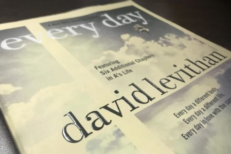 Book of the week: Every Day by David Levithan