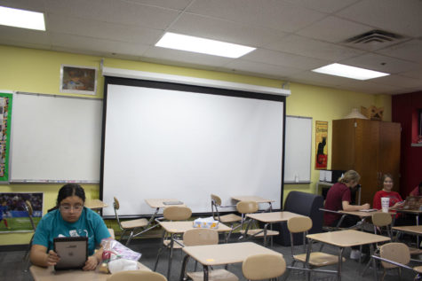 Students, teachers adapting to new technological additions to classrooms