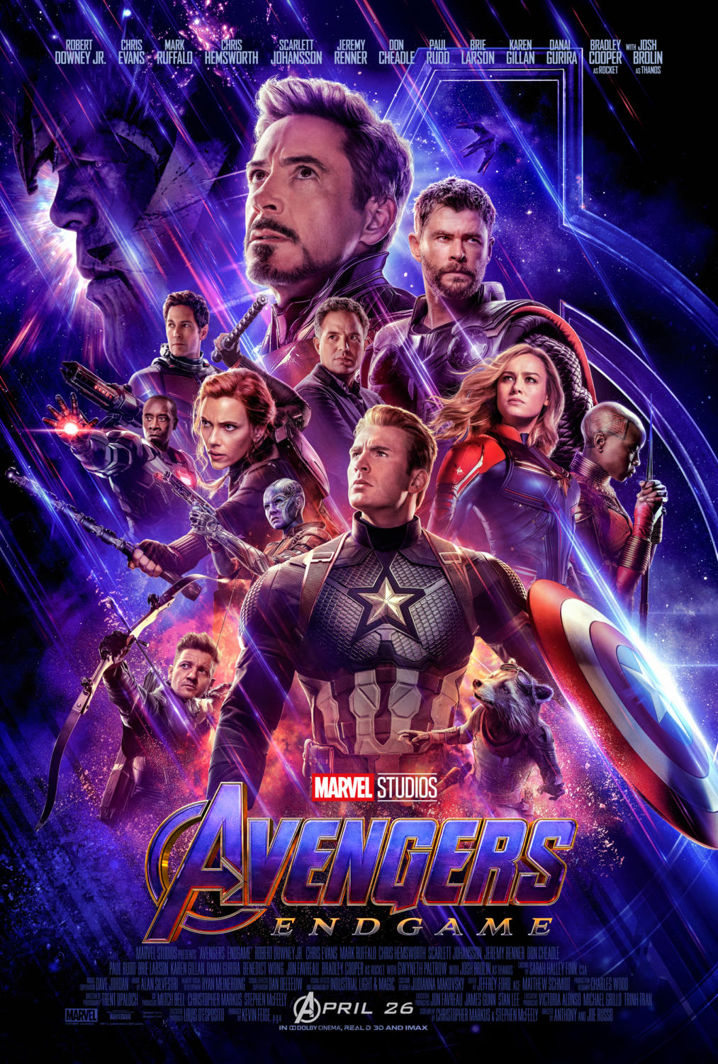 Marvel Studios' Avengers: Endgame released on April 26, making 1.2 billion dollars in its first weekend. The Sidekick staff writer, Anika Arutla, discusses the expectations of the movie and the conclusion to the original six Avengers characters.