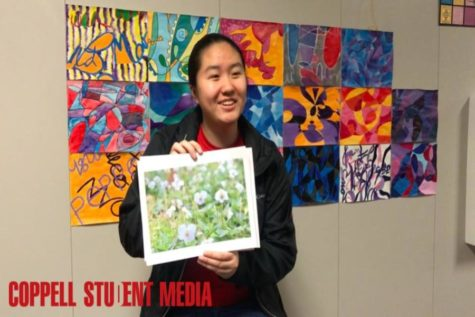 Student of the Week: Sun succeeds in fine arts through photography, drawings