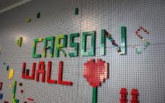Carson's Corner connects creativity to commemoration alongside Carson's Village