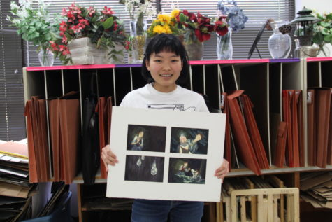Teruya's growth in art paints picture of passion, identity