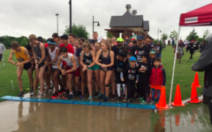 Run to Fund runners endure rain delay at annual Education Foundation 5K
