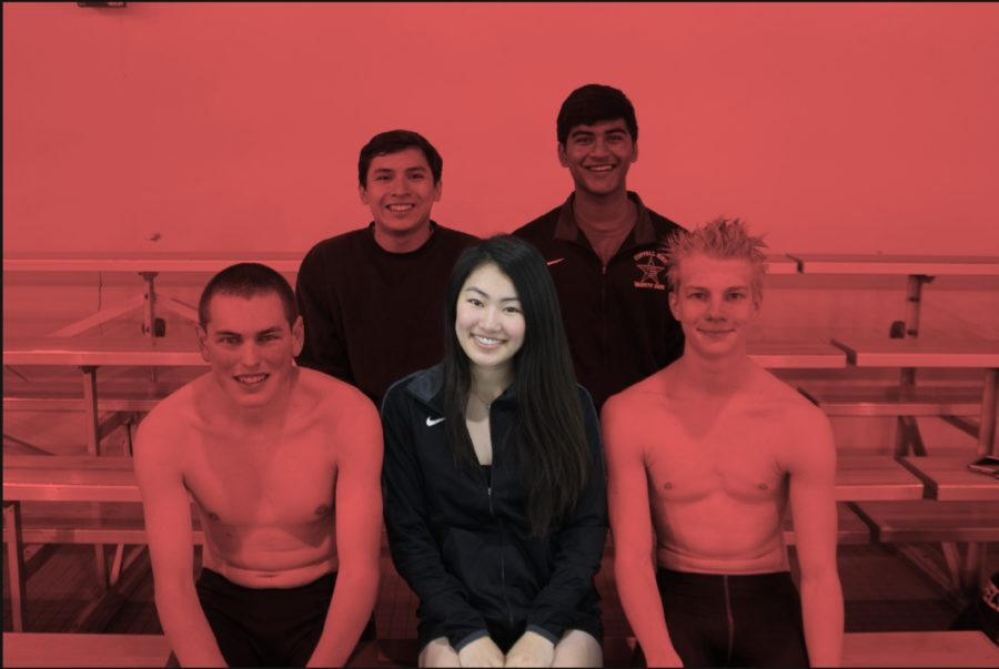 Coppell senior captain Yue Taira is the only female on the varsity team. Taira is one of five varsity seniors who have experienced the different coaching styles of both former coach Rick Whittlesey and current coach Marieke Mastebroek.