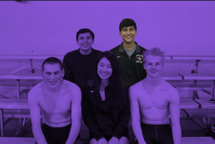 Coppell senior Rithvik Gunda has been on the varsity team for two years, after learning to swim as a life skill. Gunda is one of five varsity seniors who have experienced the different coaching styles of both former coach Rick Whittlesey and current coach Marieke Mastebroek.
