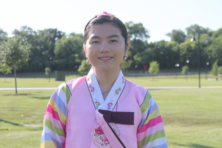 Coppell High School sophomore Amanda Gray is adopted and has experienced different cultures throughout her childhood. Gray was adopted as an infant from South Korea and balances her Korean culture with the American aspects.