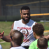 Thomas hosts youth football camp in hometown Coppell