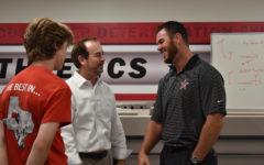 Baseball program under new leadership with hiring of Howard