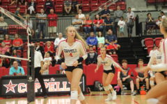Warriors triumph over Cowgirls in fifth set
