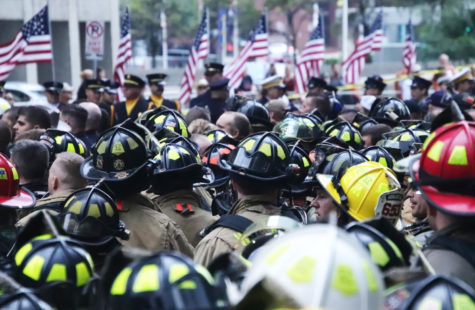 First responders to participate in stair climb at Renaissance Tower, memorial for 9/11 deaths