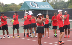 Coppell tennis loses to Plano West, 15-4