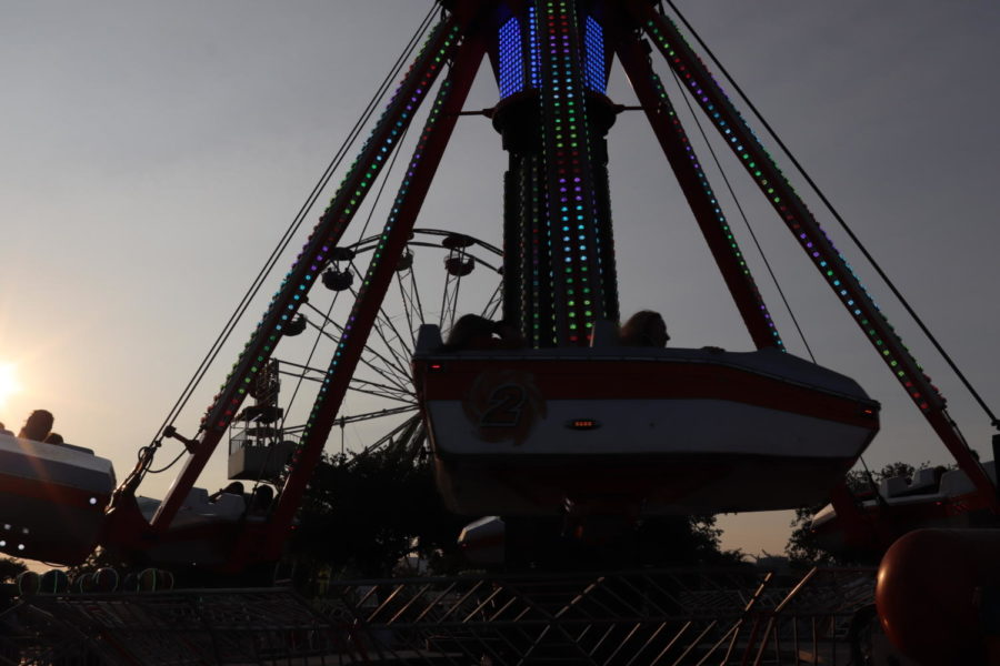 St. Ann Catholic Parish Church holds a carnival every fall with games, rides and classic carnival foods in their parking lot off Sandy Lake Road. The Coppell community has attended the carnival for the past 27 years.