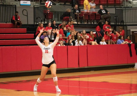 Cowgirls bring down Nimitz in first district match (with video)