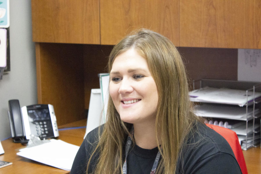 Aylor Rix is one of the new assistant principals at Coppell High School. She has the most recent experience teaching in a classroom as an algebra and statistics teacher at CHS last year.