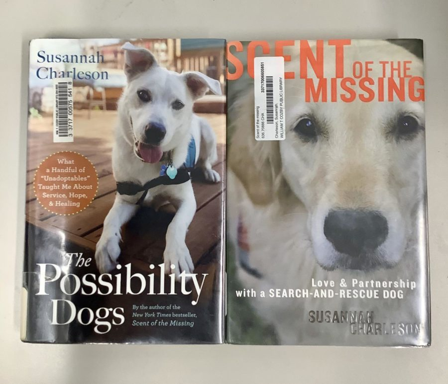 "The Coppell Cozby Library and Community Commons is hosting its annual authors meetings on Sunday from 2-3 p.m. Author Susannah Charleson is discussing her latest book ""Where the Lost Dogs Go"" and sharing her work as a K9 search and rescue trainer."