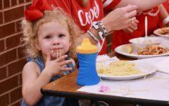 Lariettes celebrate 30th annual spaghetti dinner