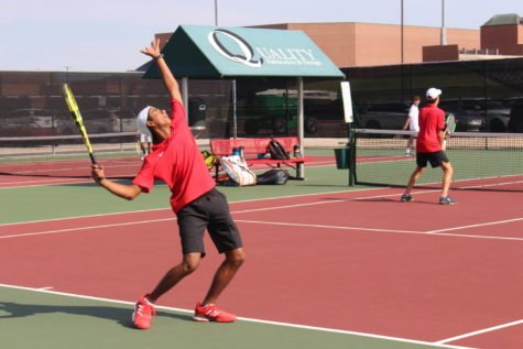 Tennis to face off against fierce competitor Plano West