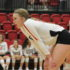 Growing up on the court, Engler follows mother's footsteps in volleyball