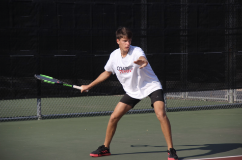 Zrnic shares global training, dedication with Coppell tennis