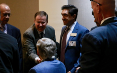 District leadership convenes with governor at small business forum