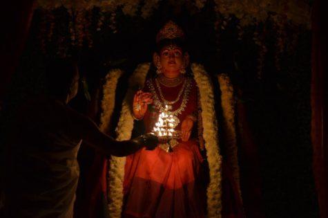 Gaining perspective through celebratory Hindu festival