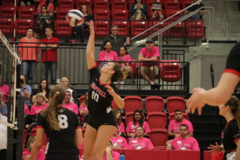 Jaguars race past Cowgirls in district match up