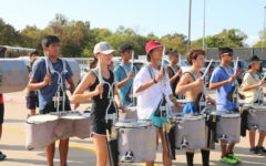 Drumline takes third at HEB Drumline Contest with new show (with video)