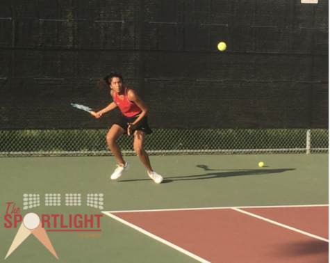 The Sportlight: Bhattacharyya balances tennis, multiple electives