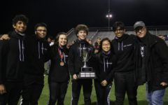 Drumline channels passion into final performances on dual competition day