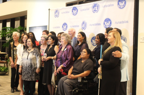 United Nations-USA Dallas awards community for UN day