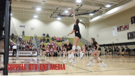 Video: State power takes down volleyball team in bi-district match