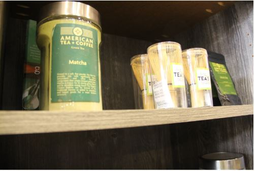 American Tea + Coffee is a local tea and coffee shop that sells a variety of teas, such as Matcha Green tea. The Sidekick staff writer Sarah Habib writes on how tea is a better alternative to coffee for both health and cultural reasons.