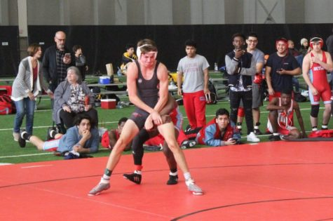 Boys start season off with a bang at Coppell Round-up, place 3rd