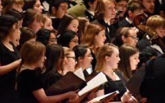 TMEA All-Region Honor choirs host a night full of performances