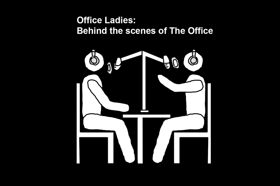"Actresses Jenna Fischer and Angela Kinsey of the critically acclaimed TV sitcom ""The Office""recently started a podcast called ""Office Ladies"", where the two break down episodes of their series while explaining the behind-the-scenes context of certain events in the show."