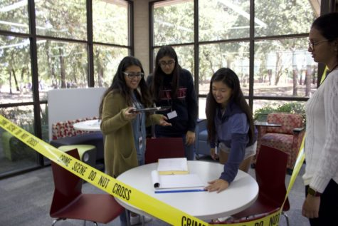 A Murder in the Library